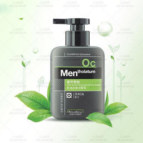 Mentholatum Oil Control Anti-Acne Cleanser 150g