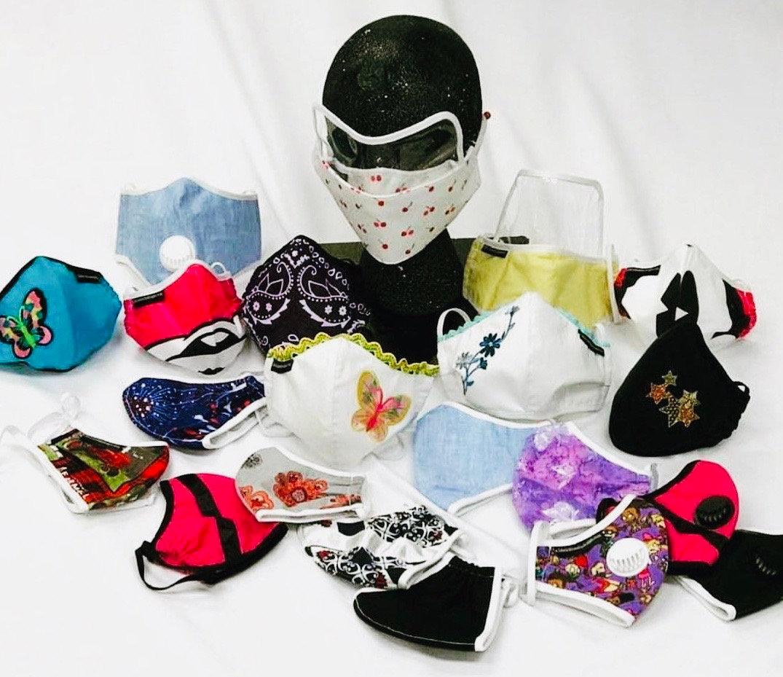 Custom Face Coverings