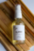 Squalane is in AcARRE moisturizing oil.