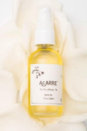 AcArre Beauty edit oil bottle