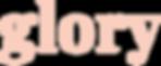Glory Facial logo Original on Transparen