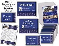 Sapphire House Presentation Bundle