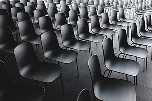 picture of a room full of chairs