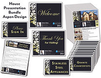 Aspen House Presentation Bundle