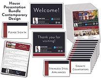 Contemporary House Presentation