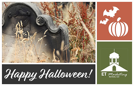 Halloween 4 Postcard