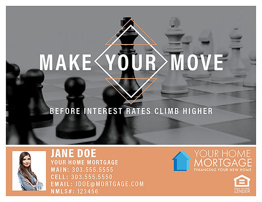 Make your Move Template