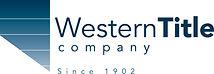 Western Title Company logo (Nevada)