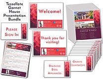 Tessellate Garnet House Presentation Bundle