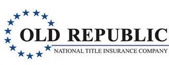Old Republic National Title Insurance Company logo