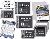 Snowfall House Presentation Bundle