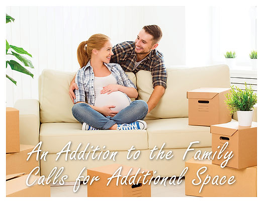 Addition to Family More Space Template