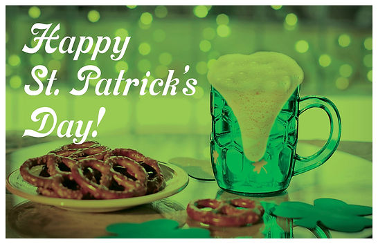 St Patricks Day Template 3