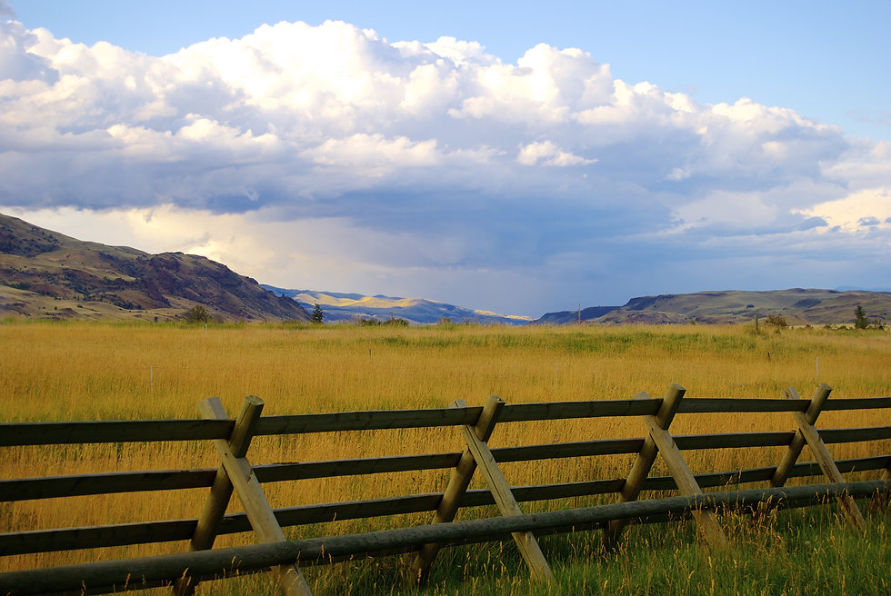 pic of Montana landscape