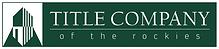 Title Company of the Rockies logo (Colorado)