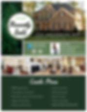 Evergreen Template Flyer & Brochure
