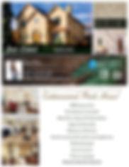 Cabin Temlate Flyer & Brochure