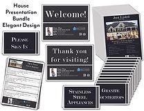Elegant House Presentation