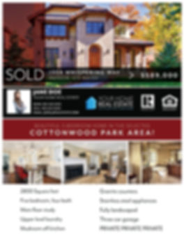 Contemporary Template Flyer