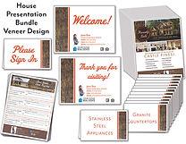 Veneer House Presentation Bundle