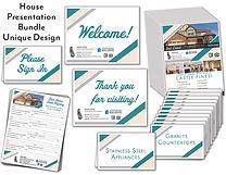 Unique House Presentation Bundle