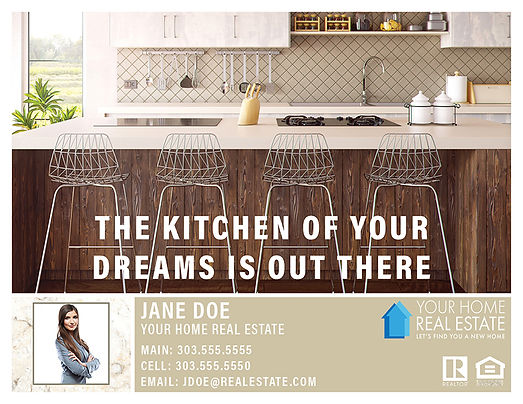 Kitchen of Your Dreams Template