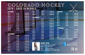 Colorado Hockey Template 3