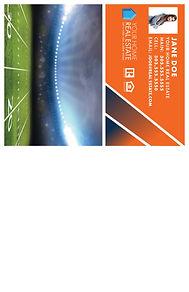 Denver Football Schedule Template 1 Back