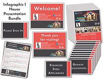 Infographic 1 House Presentation Bundle