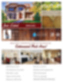 Countryside Template Brochure Page 1