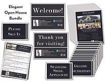 Elegant Open House Package