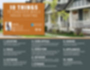 Things to Consider While House Hunting Infographic