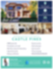Infographic 3 Template Flyer & Brochure
