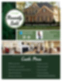 Evergreen Template Brochure Page 1