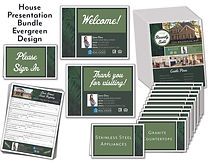 Evergreen House Presentation Bundle
