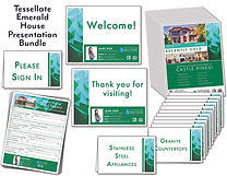 Tessellate Emerald House Presentation Bundle