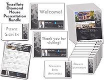 Tessellate Diamond House Presentation Bundle