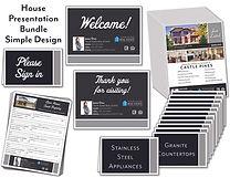 Simple House Presentation Bundle
