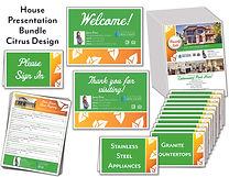 Citrus House Presentation Bundle