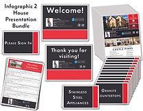 Infographic 2 House Presentation Bundle