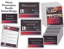 Sunset House Presentation Bundle