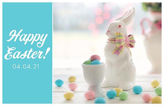 Easter 1 Postcard
