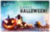 Halloween Template 3