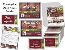 Countryside Open House Package