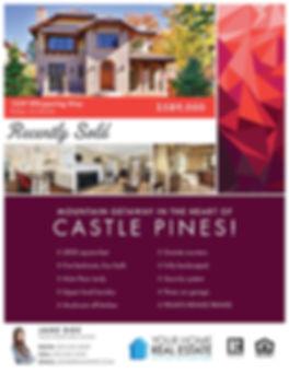 Tessellate Garnet Template Flyer