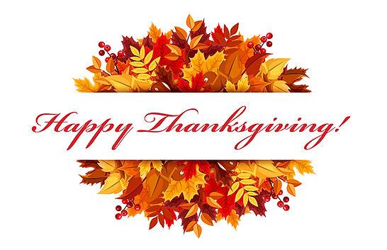 Thanksgiving 4 Postcard