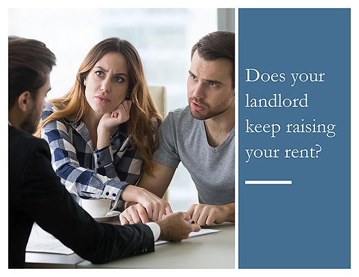 Raising Rent Template