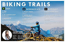 Biking Trails Template