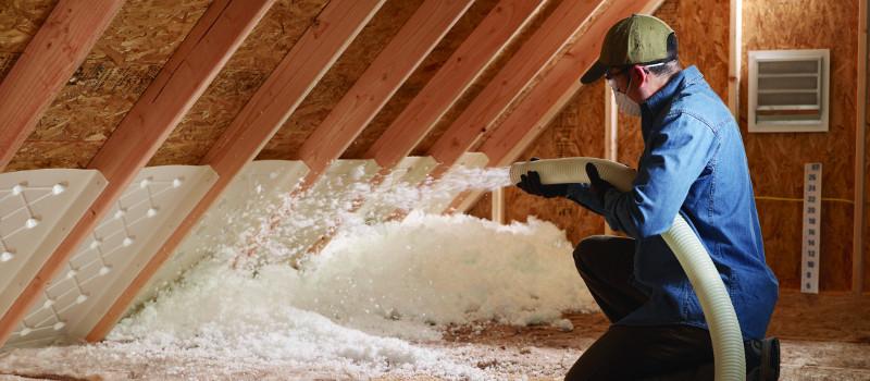 blown-in-fiberglass-insulation-in-an-att