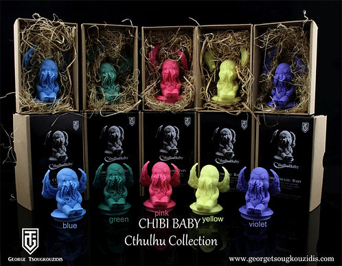 Chibi Cthulhu Babies .